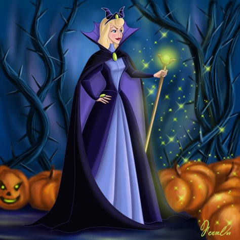 AURORA_IN_HALLOWEEN_by_FERNL
