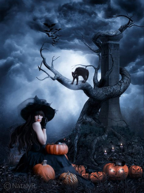 halloween_night_by_nataly1st-d2zd9tp